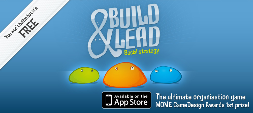 Build&Lead Available on the AppStore